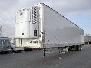 contenedor refrigerado