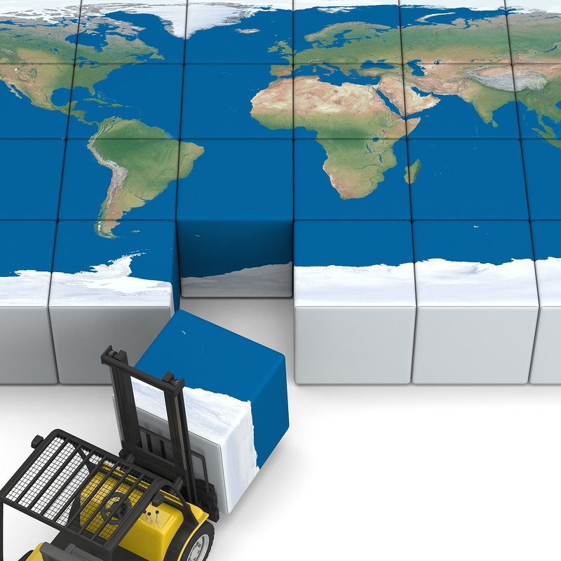 logistics outsourcing puzzle